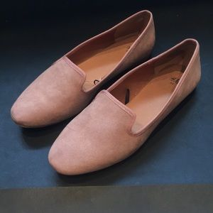 Pink H&M loafers